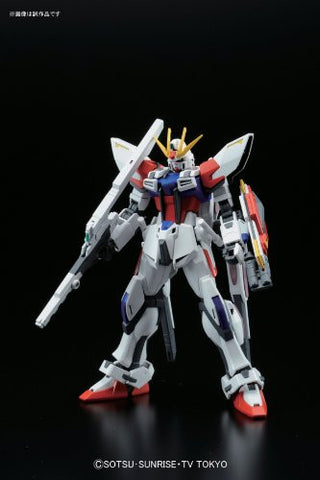 Image for Gundam Build Fighters - GAT-X105B/ST Star Build Strike Gundam - HGBF #009 - 1/144 - Plavsky Wing (Bandai)