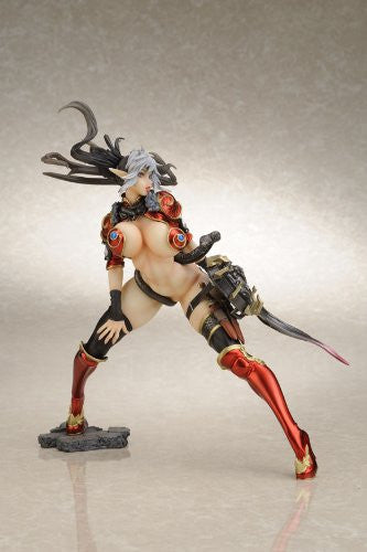 Image 3 for Queen's Blade - Echidna - Touki Ranbu - Red ver. (Q-six)