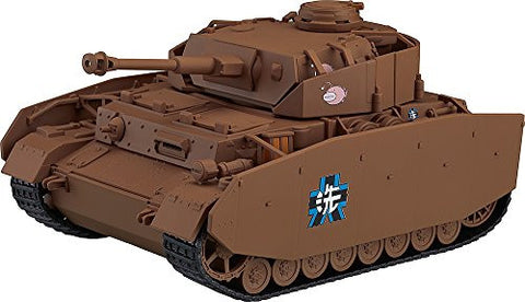 Image for Girls und Panzer - Nendoroid More - Panzer IV Ausf. D (H Spec) (Good Smile Company)