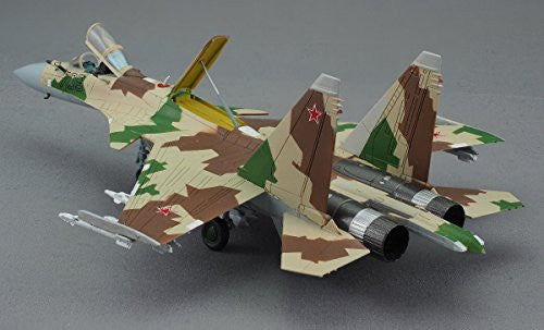 Image 5 for GiMIX Aircraft Series - AC603 - Russian Air Force Su-27M - 1/144 - Flanker E1 (Tomytec)