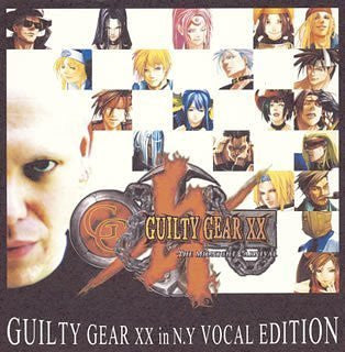 Image 1 for GUILTY GEAR XX in N.Y VOCAL EDITION