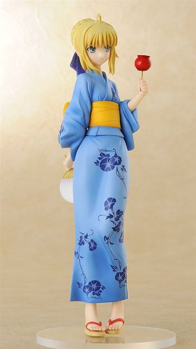 Image 3 for Fate/Stay Night - Saber - 1/8 - Yukata ver. (FREEing)