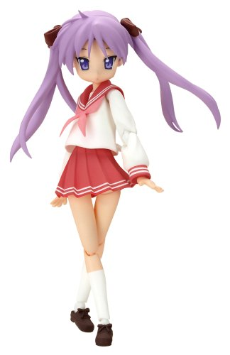 Image 1 for Lucky☆Star - Hiiragi Kagami - Figma - 013 - Winter School Uniform (Max Factory)
