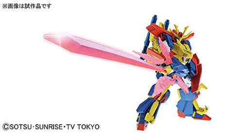 Image for Gundam Build Fighters Try - Gundam Tryon 3 - HGBF - 1/144 (Bandai)