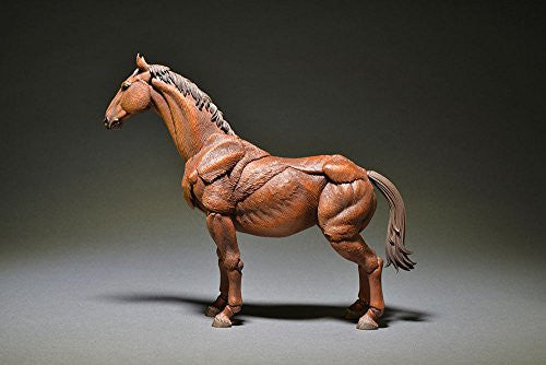 Image 5 for KT Project KT-008 - Revoltech - Horse - Color (Kaiyodo)