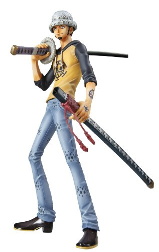 Image 5 for One Piece - Trafalgar Law - Excellent Model - Portrait Of Pirates DX - 1/8 (MegaHouse)
