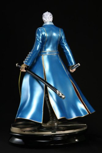 Image 5 for Devil May Cry 3 - Vergil Sparda - ARTFX Statue - 1/6 (Kotobukiya)