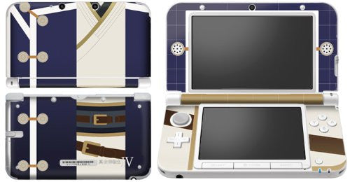 Image 1 for Shin Megami Tensei 4 Design Skin for 3DS LL