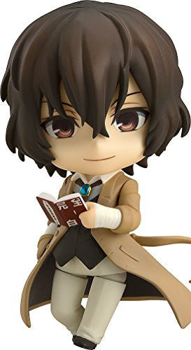 Image 1 for Bungou Stray Dogs - Dazai Osamu - Nendoroid #657 (Orange Rouge)