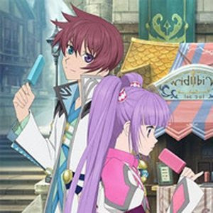 Image 1 for Anthology Drama CD Tales of Graces f 2010 Winter