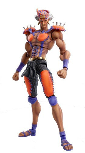 Image 1 for Jojo no Kimyou na Bouken - Battle Tendency - ACDC - Super Action Statue #46 (Medicos Entertainment)