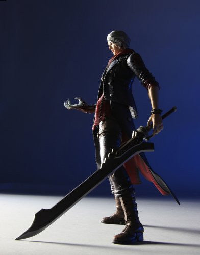 Image 6 for Devil May Cry 4 - Nero - Play Arts Kai (Square Enix)