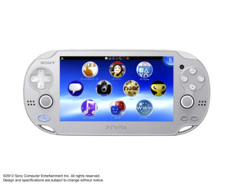 Image for PSVita PlayStation Vita - Wi-Fi Model (Ice Silver)