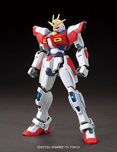 Image 1 for Gundam Build Fighters Try - BG-011B Build Burning Gundam - HGBF - 1/144 (Bandai)