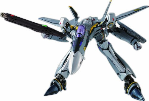 Image 11 for Macross Frontier - Macross Frontier The Movie ~Sayonara no Tsubasa~ - VF-25S Messiah Valkyrie (Ozma Lee Custom) - DX Chogokin - 1/60 - Renewal Ver. (Bandai)