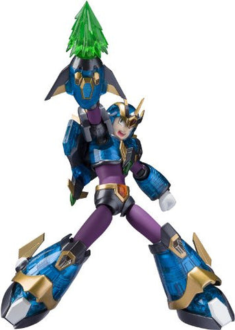 Image for Rockman X4 - Rockman X - D-Arts - Ultimate Armor (Bandai)