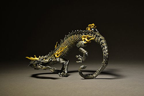 Image 11 for Ryuu - KT Project 003 - Revoltech - Revoltech Takeya - Iron Rust Tone Edition (Kaiyodo)