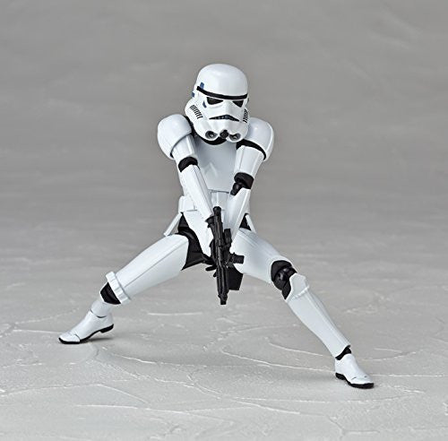 Image 6 for Star Wars - Stormtrooper - Revoltech - Star Wars: Revo No.002 (Kaiyodo)