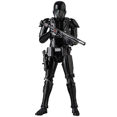 Image 1 for Rogue One: A Star Wars Story - Death Trooper - Mafex No.044 (Medicom Toy)