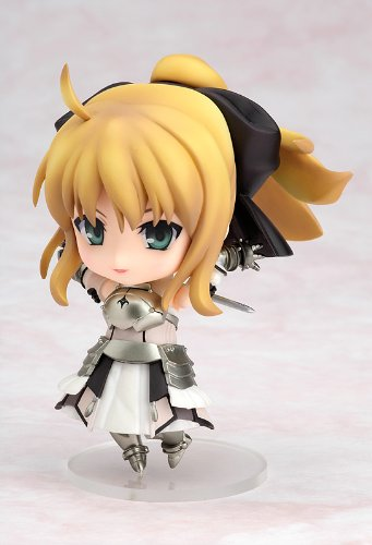 Image 4 for Fate/Unlimited Codes - Fate/Stay Night - Saber Lily - Nendoroid #077 (Good Smile Company)