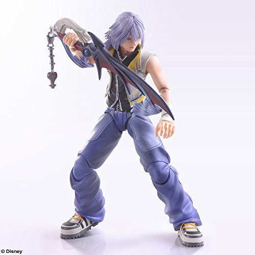 Image 7 for Kingdom Hearts II - Riku - Kingdom Hearts II Play Arts Kai - Play Arts Kai (Square Enix)