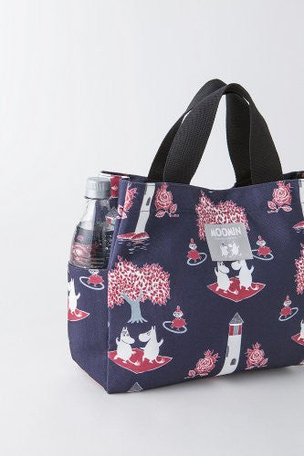 Image 3 for Moomin Official Fan Book 2013 2014 Style 1 Tote W/Tote Bag