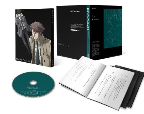 Image 2 for Psycho-pass Vol.3