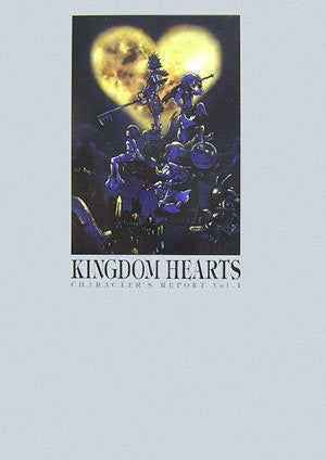 Image 1 for Kingdom Hearts   Character's Report Vol. 1