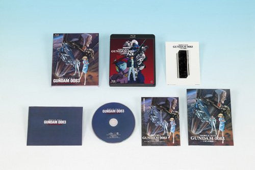 Image 2 for Mobile Suit Gundam 0083 - Last Blitz Of Zion / Gion No Zanko [Limited Edition]