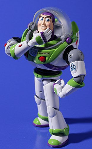 Image 3 for Toy Story - Buzz Lightyear - Green Army Men - Revoltech - Revoltech SFX #011 - Legacy of Revoltech LR-046 (Kaiyodo)