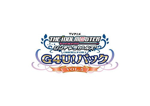 Image 2 for TV Anime Idolm@ster Cinderella G4U! Pack Vol.5