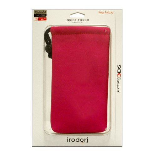 Image 1 for Quick Pouch 3DS (pink)