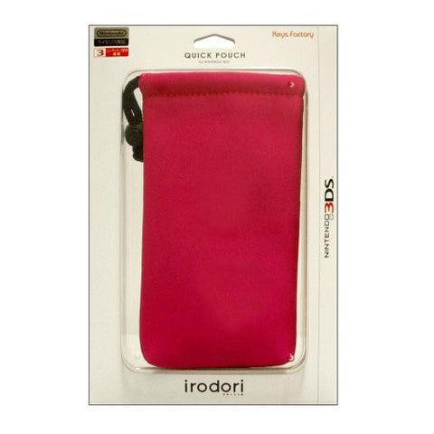 Image for Quick Pouch 3DS (pink)