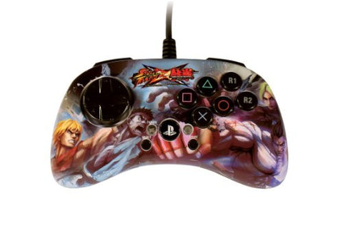 Image for Street Fighter x Tekken FightPad SD (Ryu & Ken V.S. Kazuya & Nina)