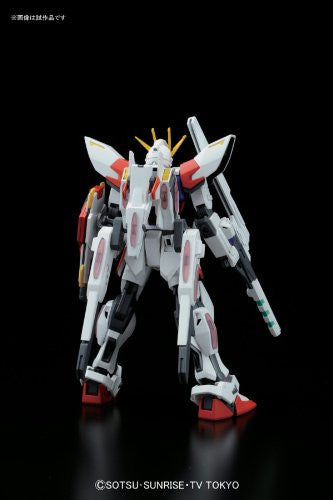Image 2 for Gundam Build Fighters - GAT-X105B/ST Star Build Strike Gundam - HGBF #009 - 1/144 - Plavsky Wing (Bandai)