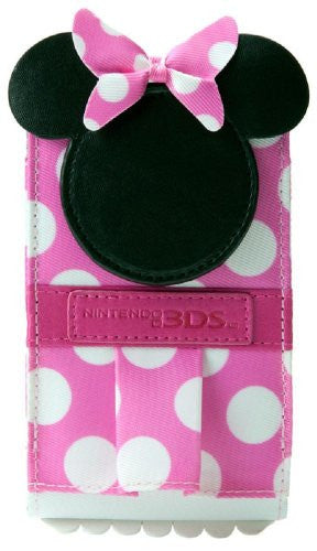 Character Case for 3DS (Minnie Mouse Edition)