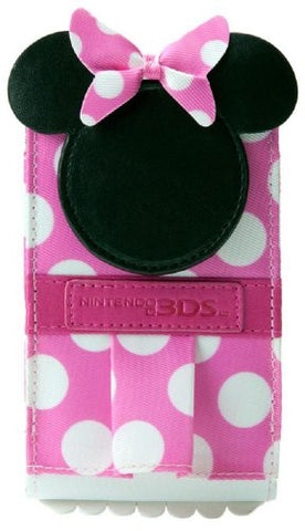 Image for Character Case for 3DS (Minnie Mouse Edition)