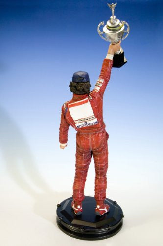 Image 5 for Formula 1 - Ayrton Senna - Fine Art Statue - 1/6 - 50th Birthday (Kotobukiya)