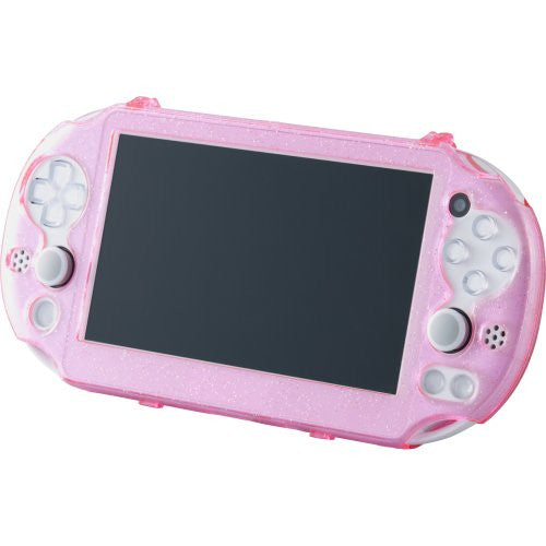 Image 6 for KiraKira Case for PlayStation Vita Slim (Yumemiru Pink)