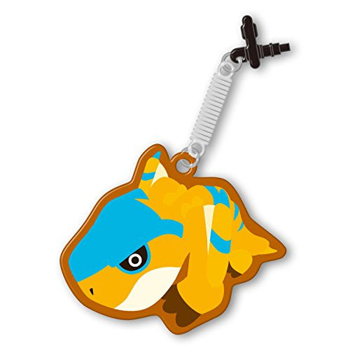 Image 1 for Monster Hunter 4G Pin Jack Mascot Cleaner (Tigrex)