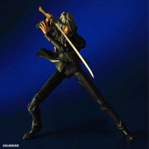 Image 2 for Cowboy Bebop - Vicious - Play Arts Kai (Square Enix)