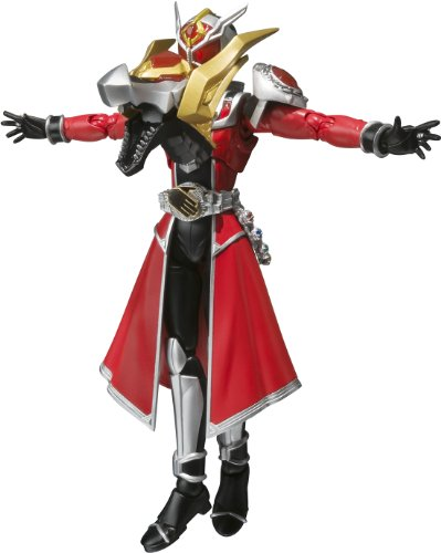 Image 1 for Kamen Rider Wizard - S.H.Figuarts - Flame Dragon Style (Bandai)