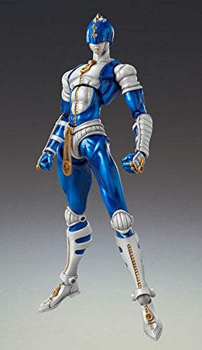 Image 6 for Jojo no Kimyou na Bouken - Ougon no Kaze - Sticky Fingers - Super Action Statue (Medicos Entertainment)