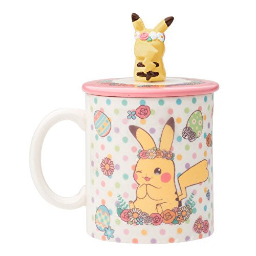 Image 3 for Pocket Monsters - Pokemon - Pikachu - Pikachu's Easter - Cup - Pokemon Center Limited