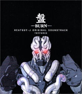 Image for -Burn- Heatguy-J Original Soundtrack