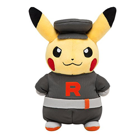 Pocket Monsters - Pikachu - Danin Gokko Pikachu - Team Rocket ver.