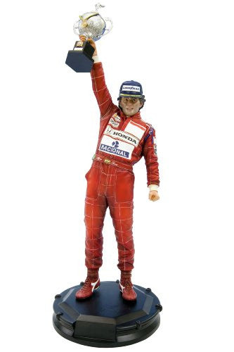 Image 1 for Formula 1 - Ayrton Senna - Fine Art Statue - 1/6 - 50th Birthday (Kotobukiya)