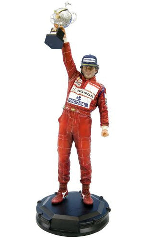 Image for Formula 1 - Ayrton Senna - Fine Art Statue - 1/6 - 50th Birthday (Kotobukiya)
