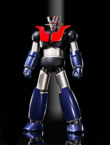 Image 8 for Mazinger Z - Super Robot Chogokin - ~Iron (Kurogane) Finish~ (Bandai)