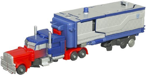 Image 4 for Transformers Darkside Moon - Convoy - Cyberverse - CV12 - Optimus Prime & Armored Weapon Platform (Takara Tomy)